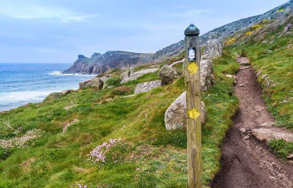 Enjoy walking around Orchard House Cornwall